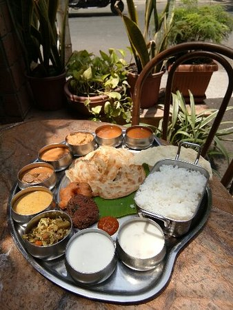 What a south indian treat!