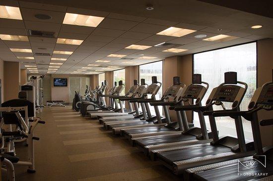 Gym picture of chicago marriott ohare chicago tripadvisor