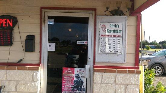 Hondo, تكساس: Hours