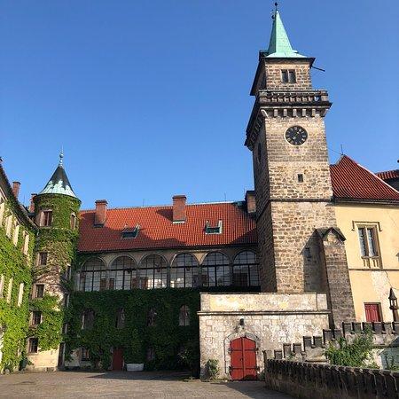 Hruba Skala, جمهورية التشيك: EA Zámecký Hotel Hrubá Skála