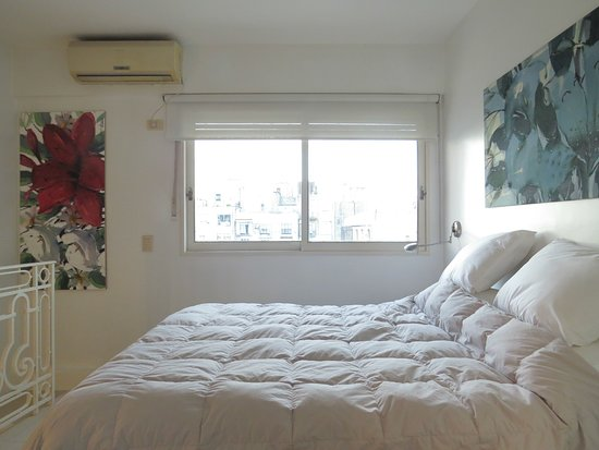 Tre Design Apartments: dormitorio