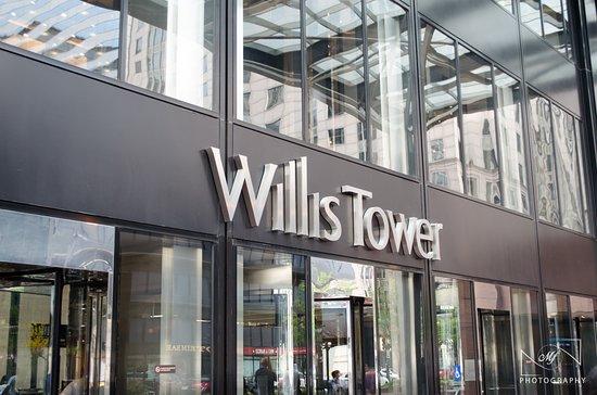 Skydeck Chicago - Willis Tower: Willis Tower