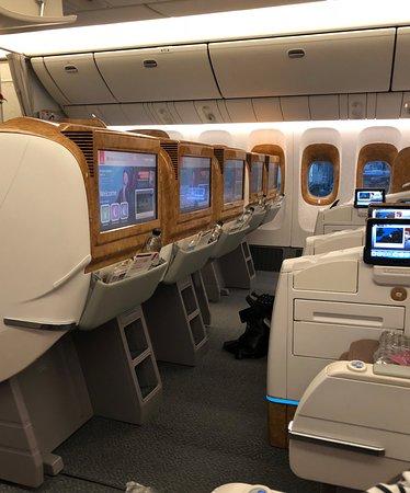 Emirates: location