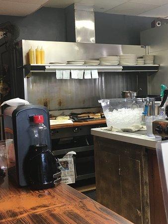 Albert Lea, MN: Very small kitchen