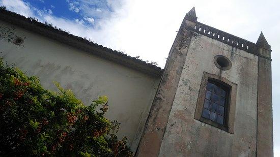 Igreja Do Bom Jesus Do Saiva: Lateral.