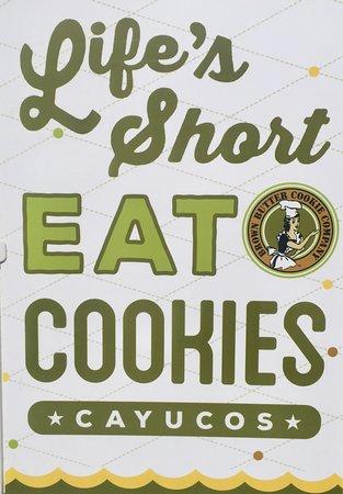 Cayucos, CA: Cookie Company