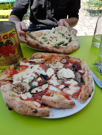 Pizza Picture Of Pizza Pilgrims Oxford Tripadvisor