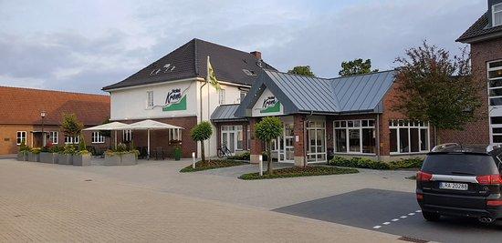 Spelle, Germany: Hotel Krone