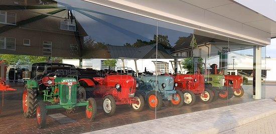 Spelle, Germany: Muzeum firmy Krone