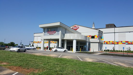 20180520_094128_large.jpg - Picture of Kentucky Downs Gaming ...