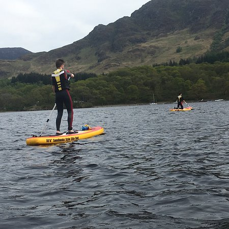 Lochearnhead, UK: Brilliant day out on a shoestring budget. Please don't go, it was quiet ;)