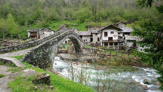 Traversella, Italy: Trattoria del Ponte