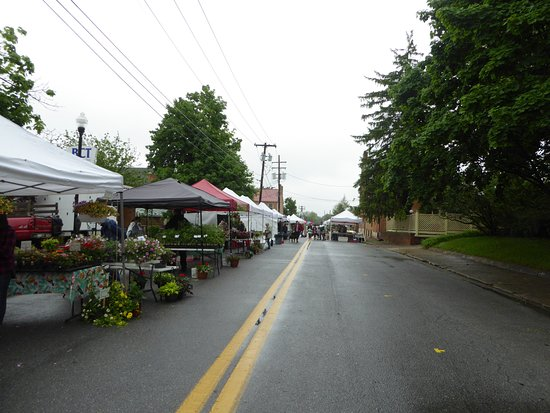 Charles Town, Virginia Occidental: Vendors