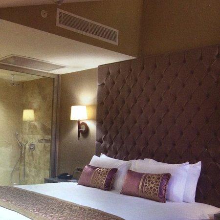 Ramada Resort by Wyndham Kusadasi: Super hôtel et animation au top, animateur SEMIH super gentil et très à l'écoute des clients, tr