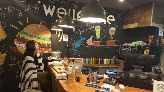 Bagno Mediterraneo Pinarella : Welldone burger pinarella ristorante recensioni numero di