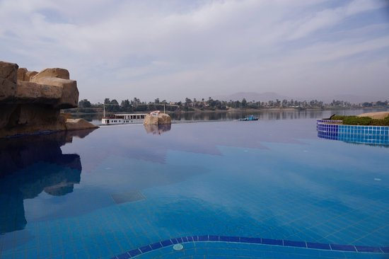 Jolie Ville Hotel & Spa - Kings Island, Luxor: Jolie Ville Hotel & Spa in Luxor, Ägypten