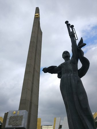 Belarusian State Museum of the History of the Great Patriotic War Φωτογραφία