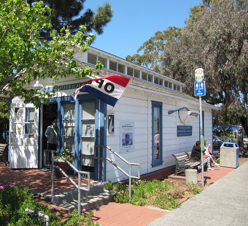 Sausalito Ice House Museum and Visitors Centre