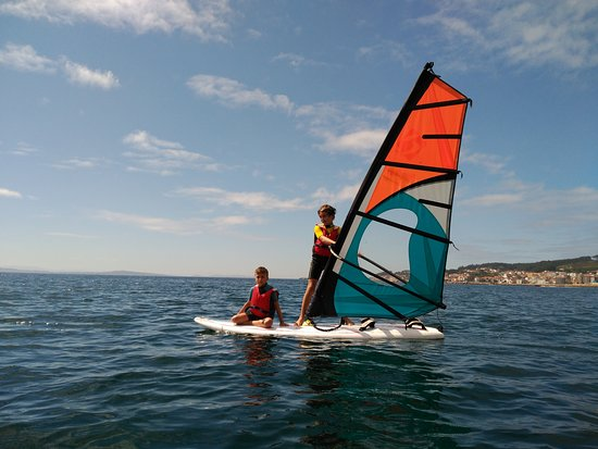 Multisports (7 to 17 years old) Windsurf Paddle and Kayak in