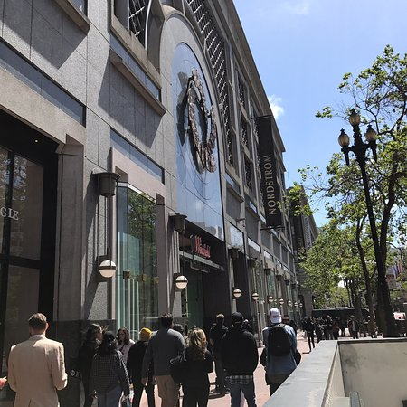 5ebe7c98baa Nordstrom (San Francisco) - 2019 All You Need to Know BEFORE You Go ...
