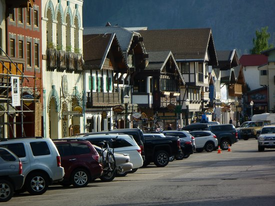 Bavarian Lodge: Downtown Leavenworth