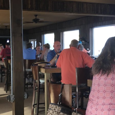 Surfside Beach, TX: Beach Front Bar and Grill