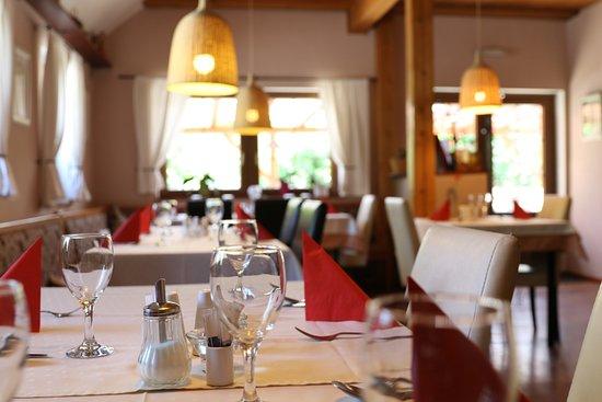 Novy Bor, Czech Republic: interiér restaurace