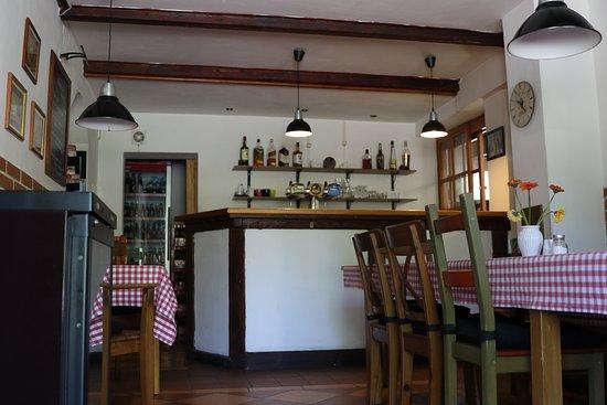 Novy Bor, Czech Republic: bar