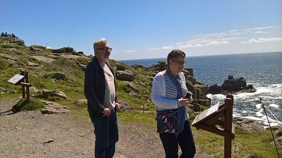 Keith's Cornish Tours : Land's End
