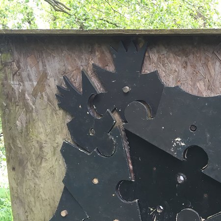 Natural Surroundings: Bat jigsaw to try