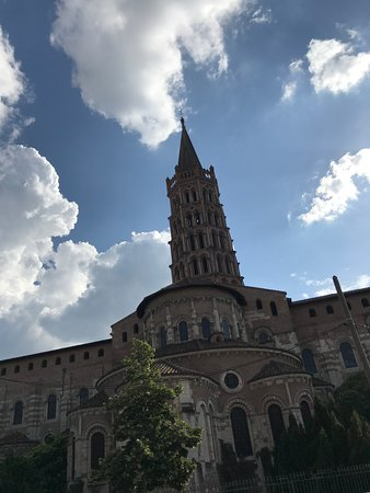 Basilique Saint-Sernin: Church