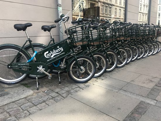 Velorbis Bike Rental - The essence of Copenhagen cycling culture!