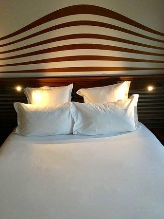 Hotel OFF Paris Seine: il letto
