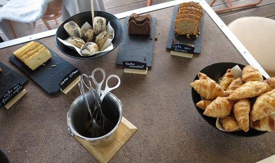 Hotel OFF Paris Seine: la colazione