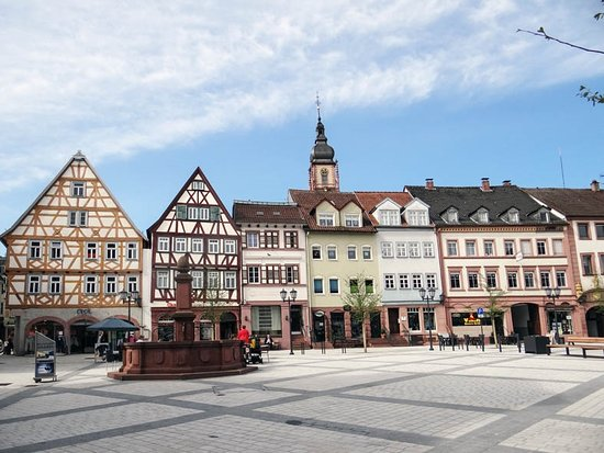 Romantische Strasse: Bad Mergentheim