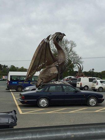Oswestry, UK: Breathtaking Dragon