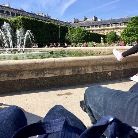 Jardin du Palais Royal: photo0.jpg