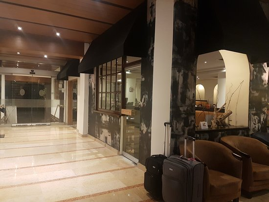 Hotel Catedral: Lobby