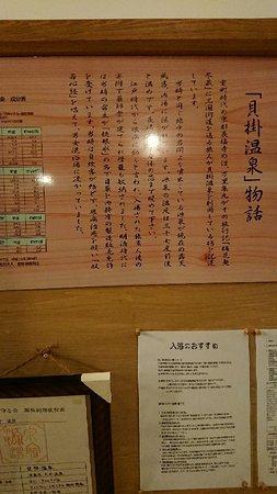 Kaikake Onsen: 貝掛温泉