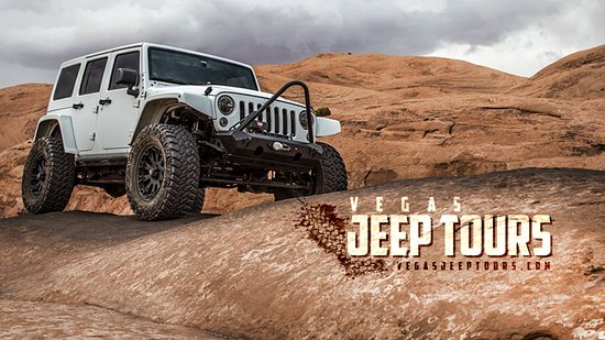 Vegas Jeep Tours