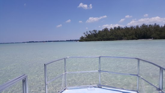 Island Boat Tours & Adventures: Jewfish key