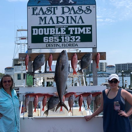 Double Time Charters