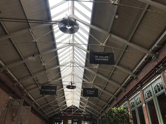 De Hallen Amsterdam: Galeria