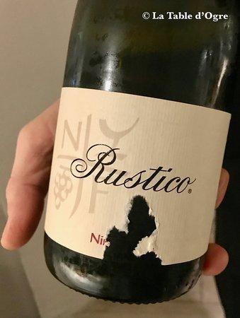 Armani Ristorante: Vin