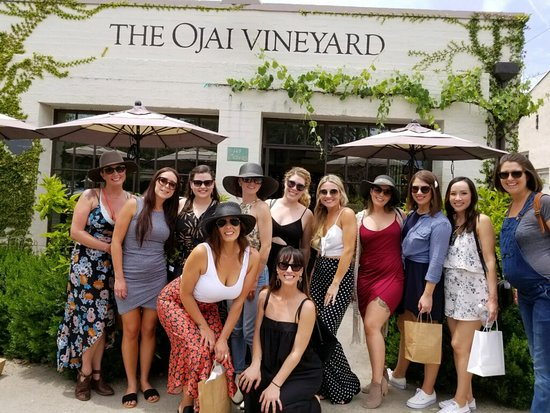 Wine Tasting at Ojai Vineyard