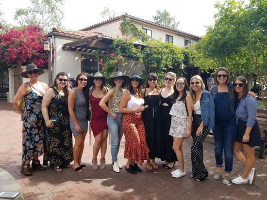 Ojai, CA: Private tour!