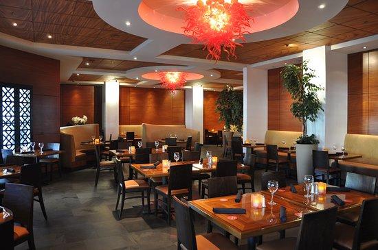 Cowboy Brazilian Steak House Dining Area