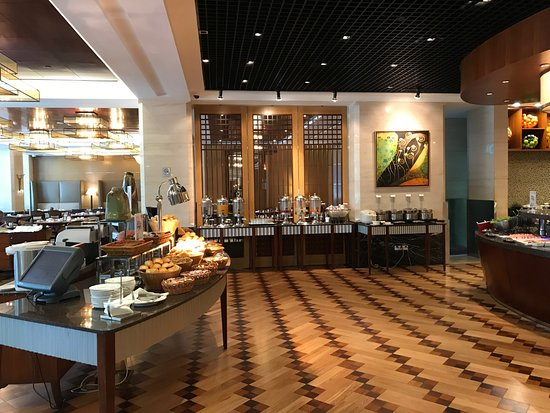 Jin Jiang Hotel: 錦楠楼(south wing) Restaurant