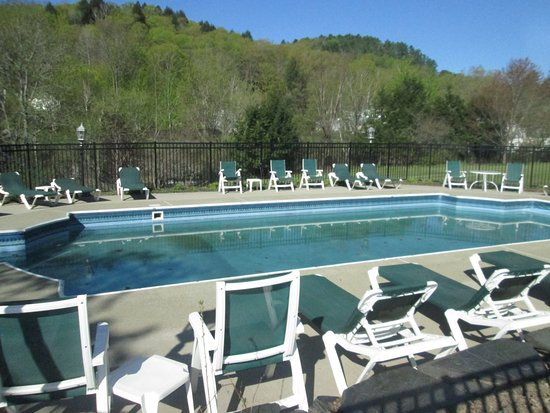 Saint Johnsbury, VT: The pool