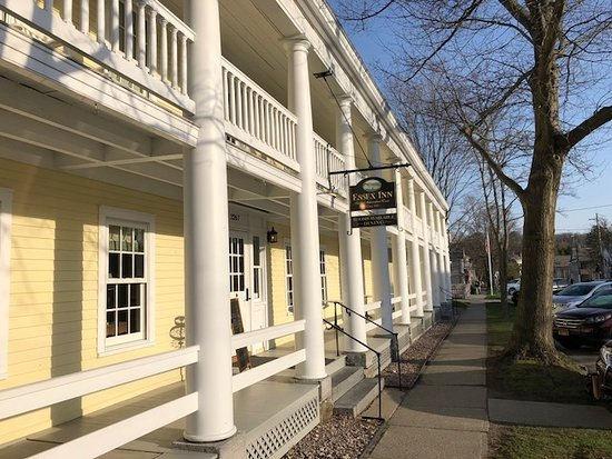 Essex, NY: Modern ammenities await you in this historic inn.